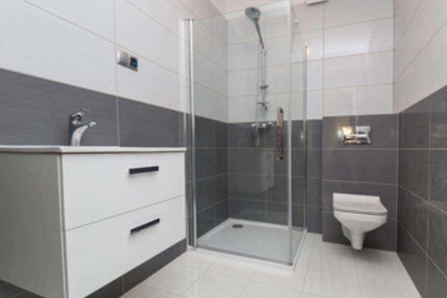 Badsanierung, Barrierefreie Badezimmer